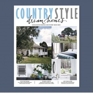 COUNTRY STYLE MAGAZINE FEATURE